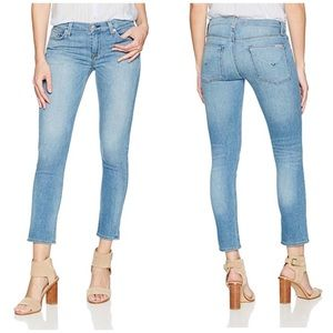 Hudson Jeans Tally Midrise Skinny Crop Size 32 New